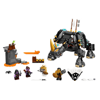 New Set 71719 Ninjago Zane's Mino Creature