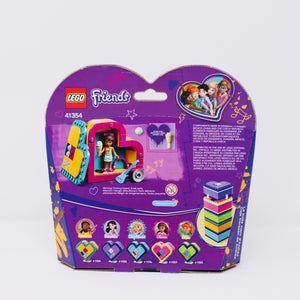 Retired Set 41354 Friends Andrea's Heart Box