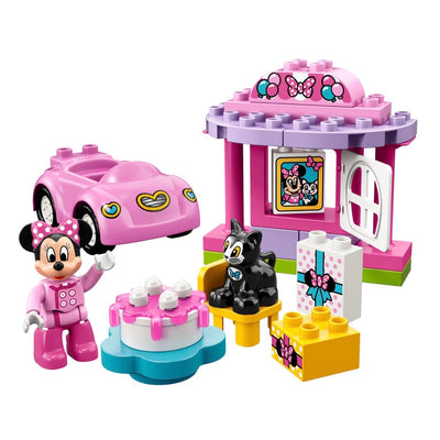 New Set 10873 DUPLO Minnie's Birthday Party