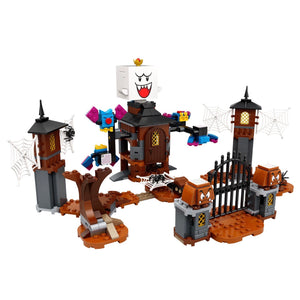 New Set 71377 Super Mario King Boo and the Haunted Yard
