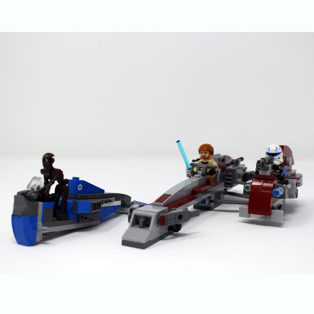 Used Set 75012 Star Wars BARC Speeder with Sidecar
