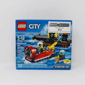 Retired Set 60106 City Fire Starter Set