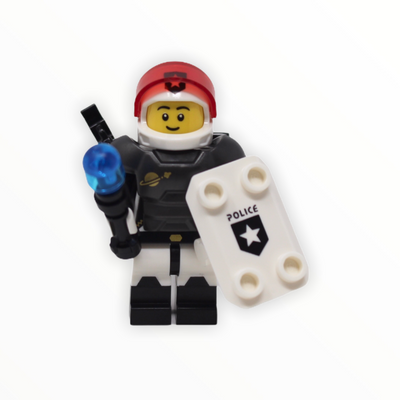 LEGO Series 21: Space Police Guy