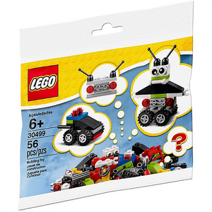 Polybag 30499 LEGO Robot/Vehicle