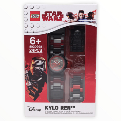 LEGO Star Wars Watch Set Kylo Ren 8020998