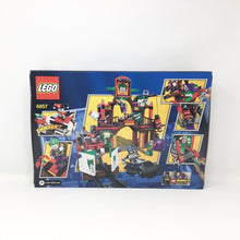 Retired Set 6857 DC Super Heroes The Dynamic Duo Funhouse Escape