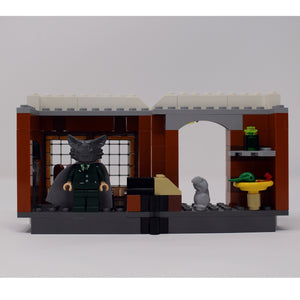 Used Set 4756 Harry Potter Shrieking Shack