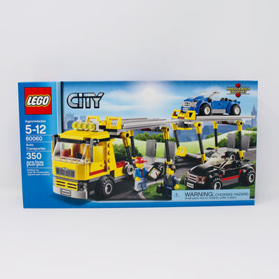Retired Set 60060 City Auto Transporter