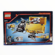 Certified Used Set 5972 Space Police Space Truck Getaway