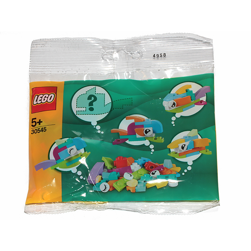 Polybag 30545 LEGO Fish Free Builds