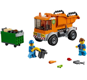 New Set 60220 City Garbage Truck