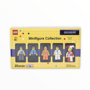 Retired Set 5002146 Minifigure Collection Vol. 1/3 (2013)