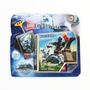 Retired Set 70110 Legends of Chima Tower Target