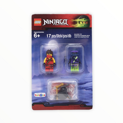 Retired Set 5003085 Ninjago Minifigure Blister Pack (2015)