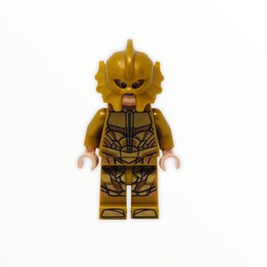 Atlantean Guard (scared expression)