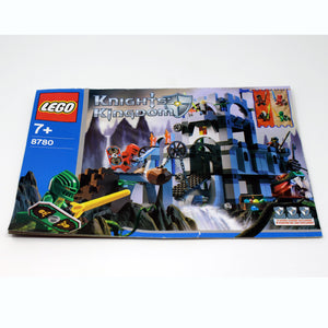 Used Set 8780 Knights' Kingdom II Citadel of Orlan