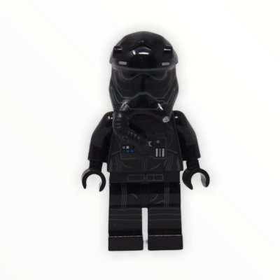 First Order TIE Fighter Pilot (two white lines on helmet)