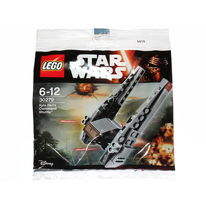 Polybag 30279 Star Wars Kylo Rens Command Shuttle