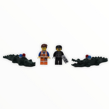 Used Set 70802 LEGO Movie Bad Cop's Pursuit