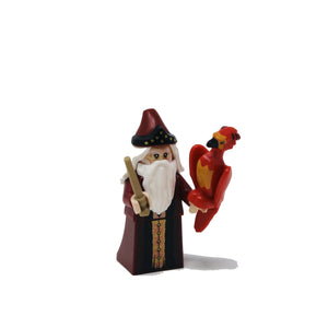 Harry Potter Series 2: Albus Dumbledore with Fawkes