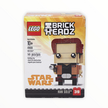 Certified Used Set 41608 Star Wars BrickHeadz Han Solo