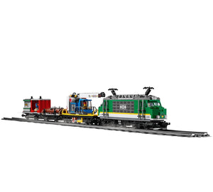 New Set 60198 City Cargo Train