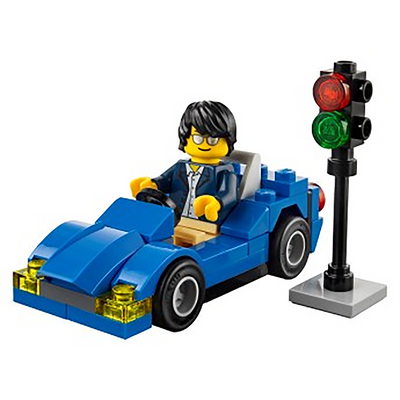 Polybag 30349 City Sports Car