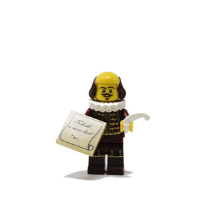 LEGO Movie Series: William Shakespeare