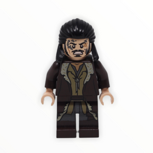 Bard the Bowman (angry, mud splotches)
