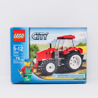 Certified Used Set 7634 City Tractor