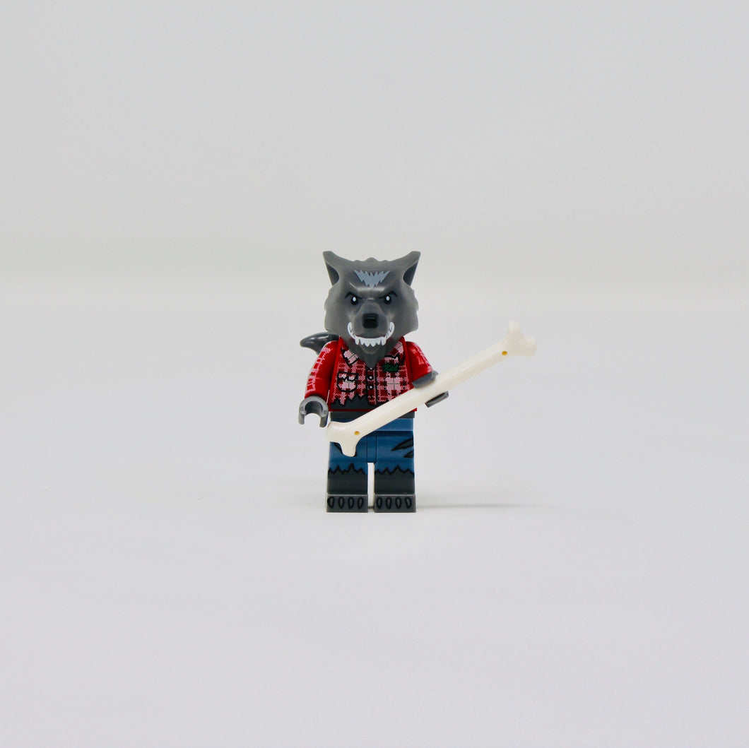 LEGO Series 14: Wolf Guy
