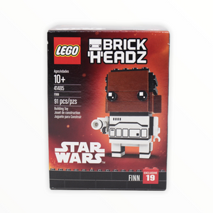 Certified Used Set 41485 Star Wars BrickHeadz Finn