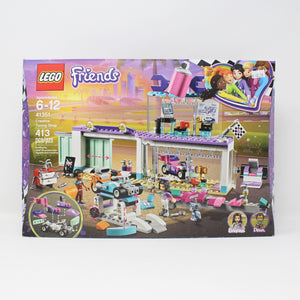 Retired Set 41351 Friends Creative Tuning Shop