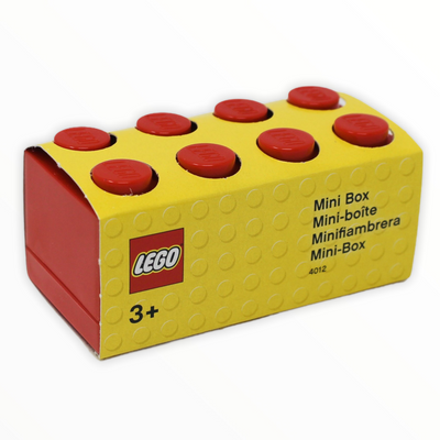 LEGO Mini Box