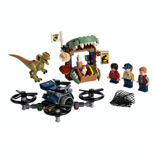 New Set 75934 Jurassic World Dilophosaurus on the Loose