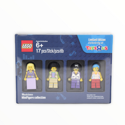 Retired Set 5004421 Musicians Minifigure Collection