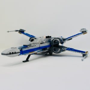 Used Set 75149 Star Wars Resistance X-Wing Fighter