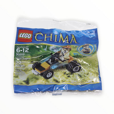 Polybag 30253 Legends of Chima Leonidas' Jungle Dragster