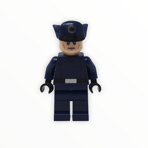 First Order Officer (Major/ Colonel, blue)