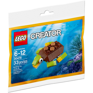 Polybag 30476 Creator Happy Turtle