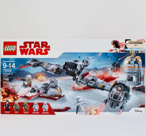 Retired Set 75202 Star Wars Defense of Crait