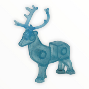 Harry's Patronus (trans-light blue deer)