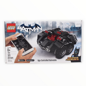 Retired Set 76112 Batman App-Controlled Batmobile