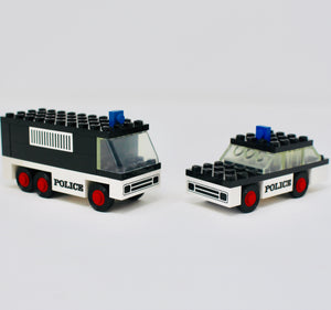Used Set 585 Classic Police Headquarters
