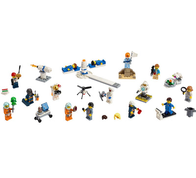 New Set 60230 City People Pack - Space Research and Development