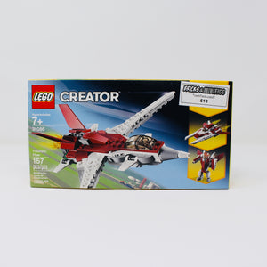 Certified Used Set 31086 Creator Futuristic Flyer