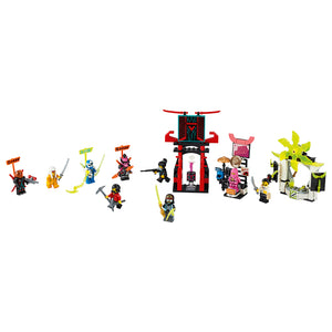New Set 71708 Ninjago Gamer's Market