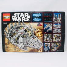 Retired Set 75105 Star Wars Millennium Falcon