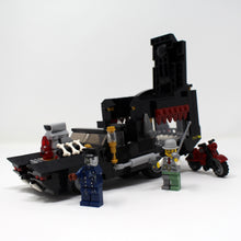 Used Set 9464 Monster Fighters The Vampyre Hearse
