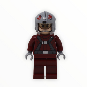 T-16 Skyhopper Pilot (light bluish gray helmet)